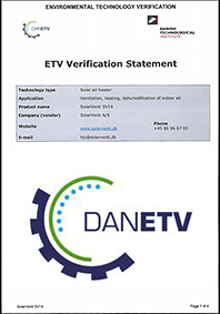 Verification Statement