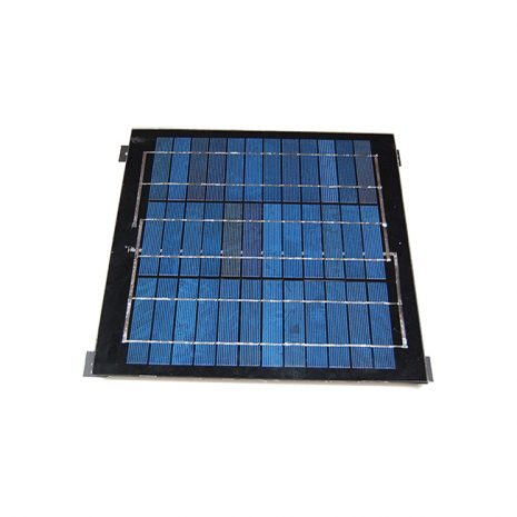 12 watt Solcelle